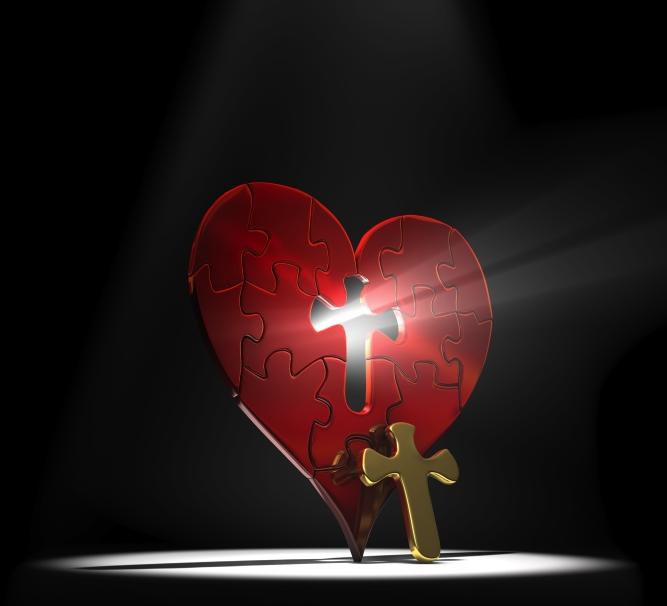 God Shaped Hole in Heart